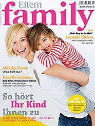 Das neue Eltern family-Heft