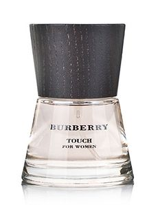 This perfume marked a revolutionary turning-point in the house of Burberry. Roberto Menichetti became an artistic director in 1998. With his arrival some serious changes had been made; a more modern style was implanted without being unfaithful to Burberry's original philosophy. British top model Stella Tennant became the face of the whole new trend.  created by Michel Girard in 2000. http://www.fragrantica.com/perfume/Burberry/Touch-for-Women-814.html