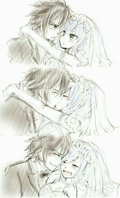 Browse FAIRY TAIL gray fullbuster Juvia Lockser collected by Rai and make your own Anime album. Fairy Tail Gray, Fairy Tail Love, Fairy Tail Nalu, Fairy Tail Tumblr, Fairy Tail Amour, Fairy Tale Anime, Fairy Tail Natsu And Lucy, Fairy Tail Ships, Couples Fairy Tail