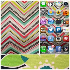 Thirty One consultants - If your in need of a cute and stylish phone wallpaper get your fabric swatches and take a quick picture of your favorite! Set it as the wallpaper on your phone! Great way to show off Thirty One!