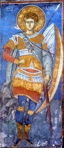 Дођи и види: Житије Светог Великомученика Димитрија Солунског Чудотворца