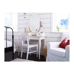 IKEA Fan Favorite: HEMNES dressing table. Get ready in style with this fan fave!