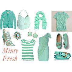 Trend fresh mint