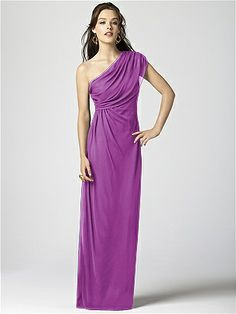 Dessy Collection Style 2858 http://www.dessy.com/dresses/bridesmaid/2858/ in Orchid