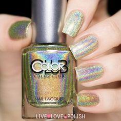 Color Club Kismet Nail Polish (Halo Hues Collection) | Live Love Polish