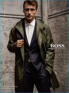 BOSS Hugo Boss 2016 Fall/Winter Men's Campaign