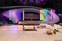 See: Eurovision stage is finished!