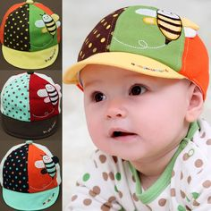 New Arrival Spring And Summer Baby Products Child Hats Baby Hats Baseball Cap Baby Boy Beret Baby Girls Sun Hat-In Hats & Caps From Mother & Kids On Aliexpress - Diy Crafts Baby Sun Hat, Baby Hats, Sewing For Kids, Baby Sewing, Hat Patterns To Sew, News Boy Hat, Toddler Boy Outfits, Kids Hats, Summer Hats