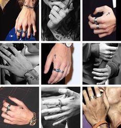 Harry Styles Hands