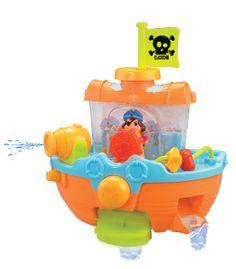 Bain - Coffret Bateau #bain #bateau #jouets #boat #toys