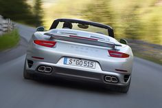 Foto Exteriores (1) Porsche 911 turbo Descapotable 2013 dream cars coches