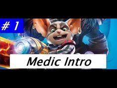 WildStar Dominion - Intro Cutscene - Chua Gameplay Part 1