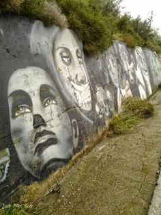 Greek Street Art: Human Rights.....