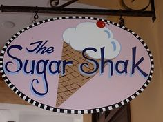 Rosemary Beach, Florida ~The Sugar Shak~ one of the best candy stores in the USA :) I <3 it there
