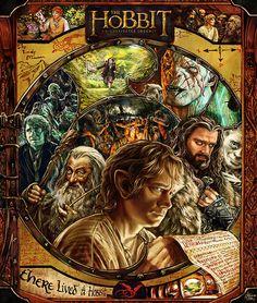 Adriana Melo's The Hobbit