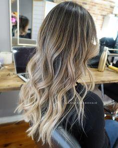 #balayage #hairtrend #annferrerohair #blonde #fanola #pravana #wella #sydneyhairdresser