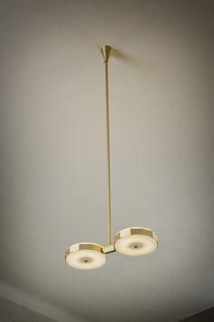 Luminaires design - SAT chandelier - Pietro Russo