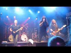 Thunderstone - Fire And Ice Live @ Nosturi, Helsinki 9.4.2015 - YouTube