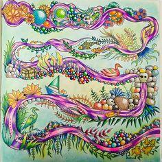 """""""#coloring#coloriage#coloringbook#colouringbook#amocolorir#adultcoloring#editorasextante#florestaencantada#jardimsecreto#johannabasford#lapisdecor#livrodecolorir#oceanoperdido#staedtler#beautifulday#enchanted#secretgarden#著色#著色畫#著色本#coloring_masterpieces#jardimsecretofans#mystaedtler"""""""
