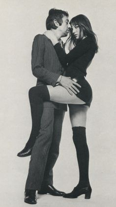 aw i love jane birkin, and i love those heels with those socks // serge gainsbourg not included