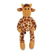 Girafa Skin P Pelucia 48cm Em Pé Caramelo Lavavel Antialerg