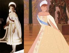30 Day Disney Princess Challenge   (Day 13): Favorite outfit:  Anastasia's ball gown (rendition of the real Anastasia's court dress)