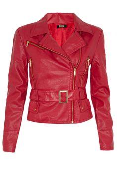Modelos de jaquetas femininas em couro 2013