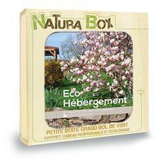 NaturaBox Éco-Hébergement 93€