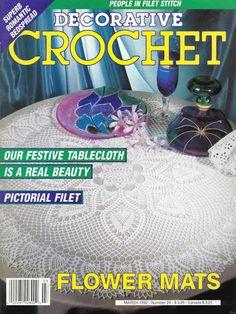 Decorative Crochet Magazines 18 - Gitte Andersen - Picasa Web Albums