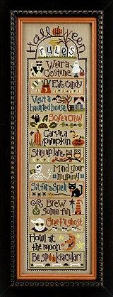 Cross stitch patterns Lizzie Kate 6 Sets of by thecottageneedle, $48.00