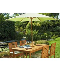 buy madison wooden 4 seater patio set at argoscouk your online