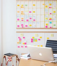 I need Lucy Feagins' calendar / The Design Files via Dwell