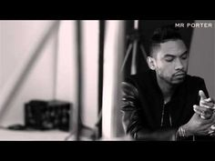 Miguel - 'How Many Drinks': An Acoustic Session & Behind-the-Scenes Look -- MR PORTER