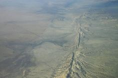 The San Andreas Fault from Above