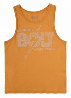 Boltlines Tank - MEN - Tees & Tanks - Lightning Bolt