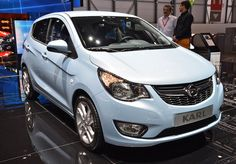 The 2015 Opel Karl is the Opel's latest city car offered as a five-door hatchback exclusively and stretches about 144 inches from bumper to bumper.