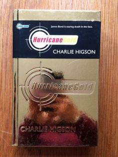 Young Bond: Hurricane Gold - Higson, Charlie  Puffin, 1st edition 3rd impression of this Puffin hardback in VG + condition. All pages clear, no markings, binding firm, belly band. Please see pics. Paypal accepted, any questions get in touch.