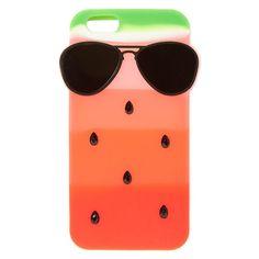 Watermelon Sunglasses Phone Case- iPhone 6/6S