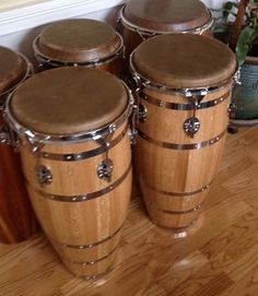 CUSTOM CONGAS by PM PERCUSSION