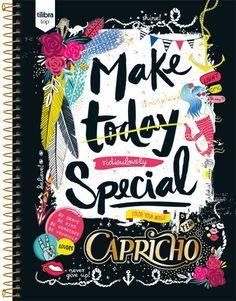 24a4cbd1c1 Resultado de imagem para cadernos da Capricho para adolescentes Material  Escolar Cadernos