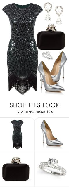 """""""Untitled #239"""" by ivana-j ❤ liked on Polyvore featuring Casadei, Jimmy Choo and Dolce&Gabbana"""