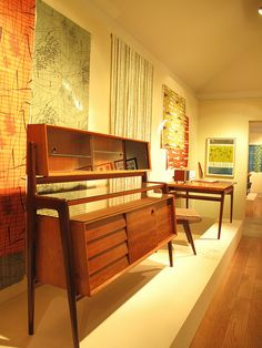 Robin & Lucienne Day - Design & the modern Interior. by glumpire, via Flickr