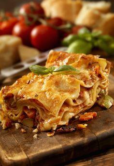 Recetas de Lasaña de Verduras - Ligeras y deliciosas: 10 recetas clásicas en su versión light