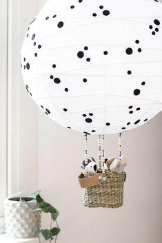IKEA hack: DIY balloon lamp for the kids room by hacking Regolit from IKEA. IKEA hack: DIY balloon lamp for the kids room by hacking Regolit from IKEA.