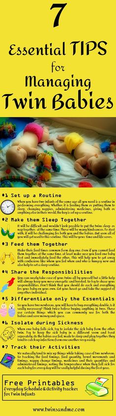 Feeling exhausted about bringing up your twin infants? Need some ideas or tricks to make your life easier. Here are a few tips for managing twin babies! (scheduled via http://www.tailwindapp.com?utm_source=pinterest&utm_medium=twpin&utm_content=post144280901&utm_campaign=scheduler_attribution) #babystuffnewborn