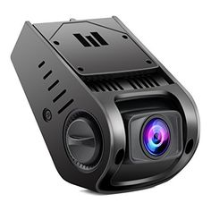 """Rexing V1 2.4"""" LCD FHD 1080p 170 Wide Angle Dashboard Camera Recorder Car Dash Cam with G-Sensor, WDR, Loop Recording"""