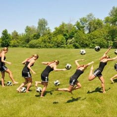 Rainbow soccer trick. I desperately want to master this trick.