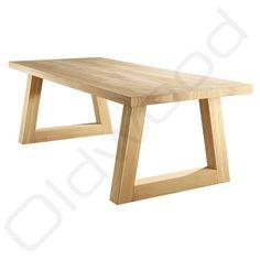 Bij Oldwood vind u vele robuuste tafels, zoals Trapezium. Want voor al uw robuuste tafels kunt voor kwaliteit terecht bij Oldwood.