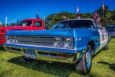 1969 Plymouth Fury Key West Police Car