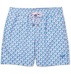 3d06ae9219a PINK HOUSE MUSTIQUE MID-LENGTH PRINTED SWIM SHORTS.  pinkhousemustique   cloth   Pink